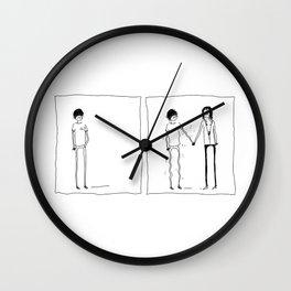 mush Wall Clock