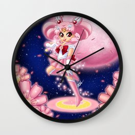 Sailor Chibi Moon Wall Clock