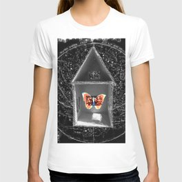 Sometimes home is the light that leads you through the darkness T-shirt