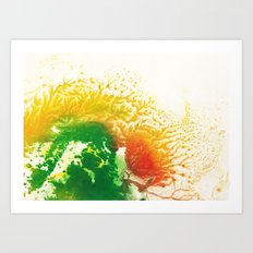 Brilliance Art Print