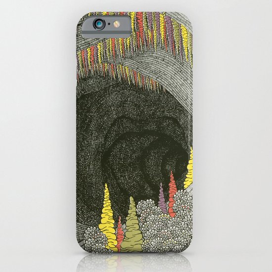 Color Cave iPhone & iPod Case