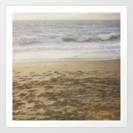 Baker Beach, San Francisco 8 Art Print
