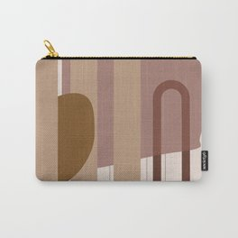 // Shape study #25 Carry-All Pouch