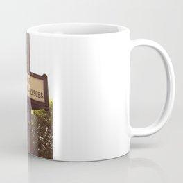 Avenue des  Champs-Elysees Coffee Mug
