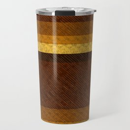 Tiger's Eye Travel Mug