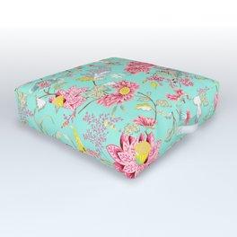 Hatsumo Exquisite Oriental Pattern III Outdoor Floor Cushion