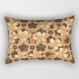 art 75 Rectangular Pillow