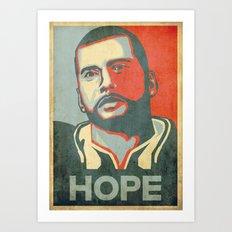 Mass Effect : HOPE Art Print