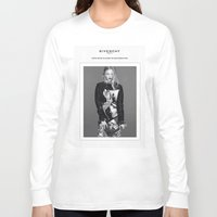 givenchy Long Sleeve T-shirts featuring Givenchy Paris by CHESSOrdinary