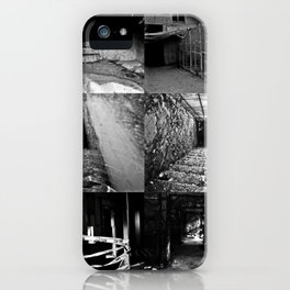 Where the Wild Things Once Were iPhone Case