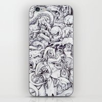 waldo iPhone & iPod Skins featuring Where's Waldo? by LocalMadMAn