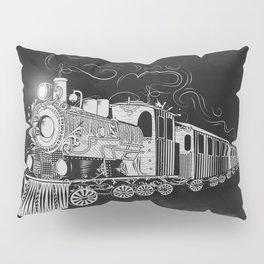 A nostalgic train Pillow Sham