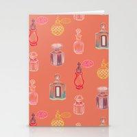 perfume Stationery Cards featuring Perfume by Pim-Pimlada Studio