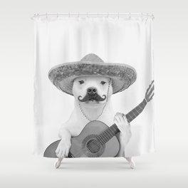 TITO PANCHITO Shower Curtain