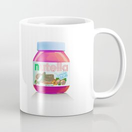 Nutella Coffee Mug