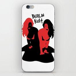 BERLIN KULT iPhone Skin
