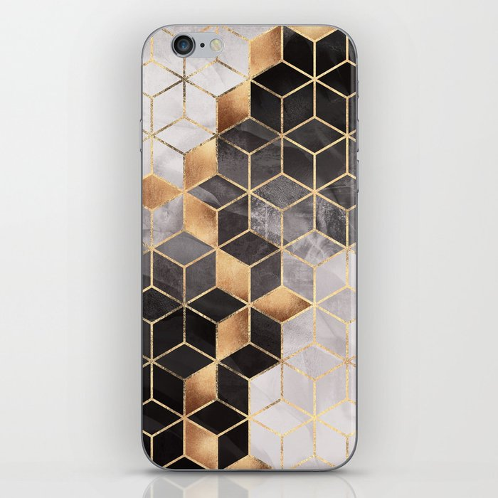 Smoky Cubes iPhone Skin