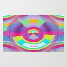 Pop Art Sphere Rug