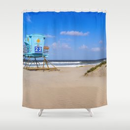 Tower 22 Shower Curtain