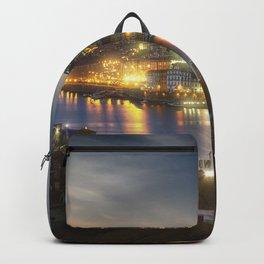 Panoramic Porto Potugal Backpack