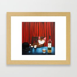 The Macatlan Framed Art Print