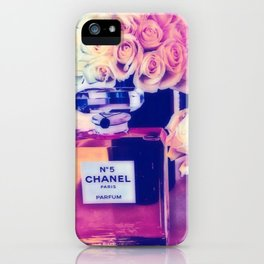 CHANELNo. 5 in Color iPhone Case