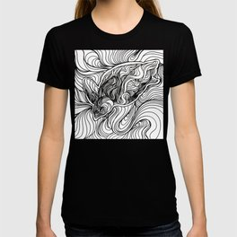 Diving to the depths T-shirt