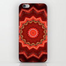 reddish colourII iPhone & iPod Skin