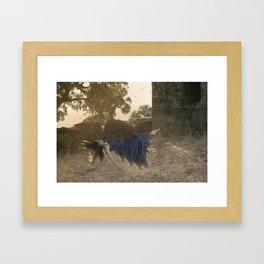 Ensoñación Framed Art Print