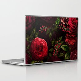 Mystical Night Roses Laptop & iPad Skin