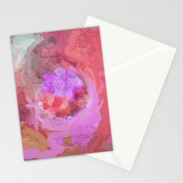 Abstract Mandala 315 Stationery Cards