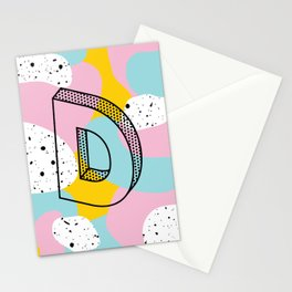 D. Stationery Cards