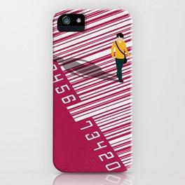 Urban Consumers iPhone Case