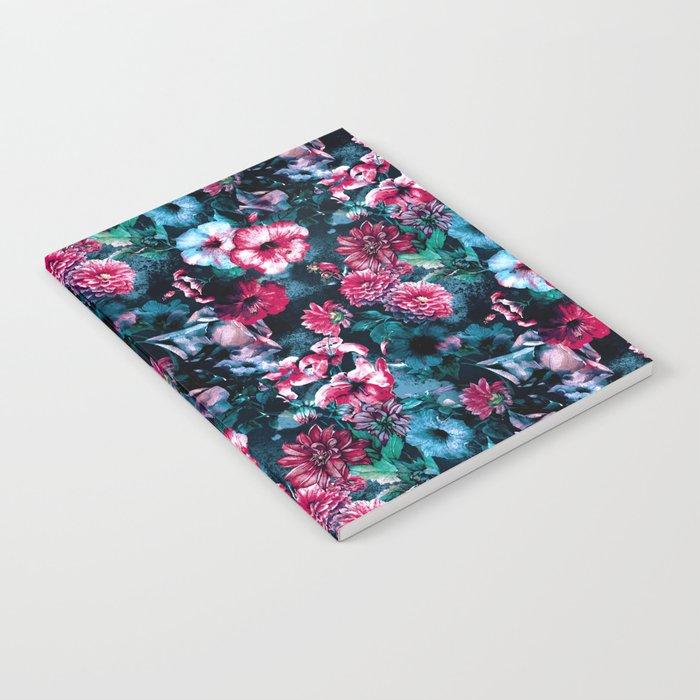 RPE FLORAL VIII Notebook