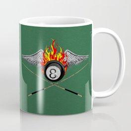 Pool Player Coffee Mug