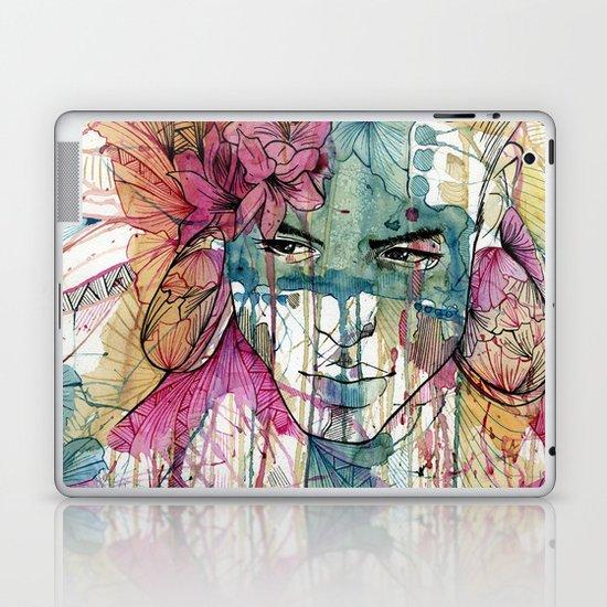 Mask | Natural Fashion Laptop & iPad Skin