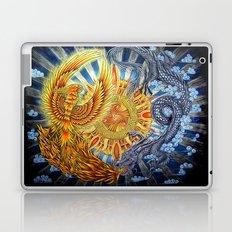 Phoenix and Dragon Laptop & iPad Skin