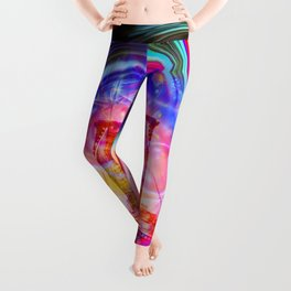 New York Brooklyn Bridge 2 Leggings