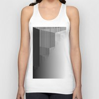 pivot Tank Tops featuring R Experiment 6 (quicksort v4) by X's gallery