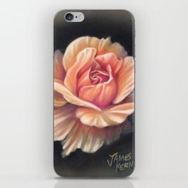 A rose is... iPhone Skin