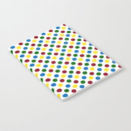 School Days Polka Dots Notebook