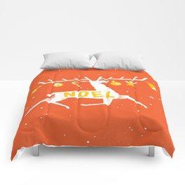 Christmas Reindeer Comforters