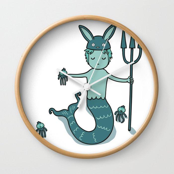 Merboy Wall Clock