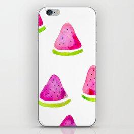 sandias iPhone Skin