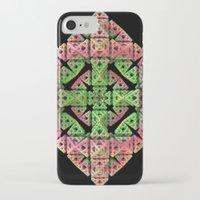 diamond iPhone & iPod Cases featuring Diamond by Lyle Hatch