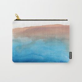 beach from the sky Carry-All Pouch