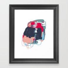32 Framed Art Print