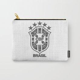 BRASIL NATIONAL FOOTBALL TEAM LOGO Carry-All Pouch