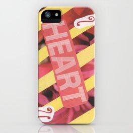 I Heart U. iPhone Case
