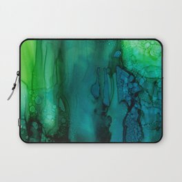 Drifting Underwater Laptop Sleeve